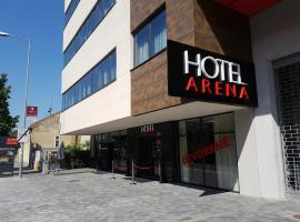 Hotel Arena, Trnava