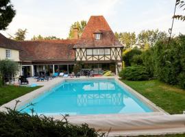 Maison du Loir, Durtal (рядом с городом Bazouges-sur-le-Loir)