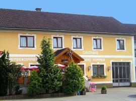 Gasthof Pummer, Heiligenkreuz im Lafnitztal (Eltendorf yakınında)