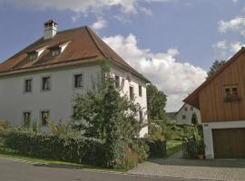 Ferienwohnung Alter Pfarrhof, Neualbenreuth (Wondreb yakınında)