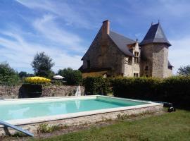 Manoir De Vaux, Daumeray (Near Durtal)