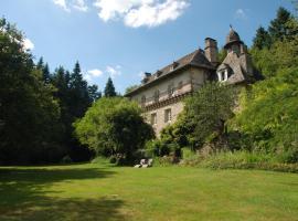 B&B Chateau le Bois, Saint-Julien-aux-Bois (рядом с городом Saint-Privat)