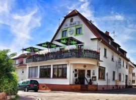 Hotel Heidelberger Tor, Dossenheim (Schriesheim yakınında)