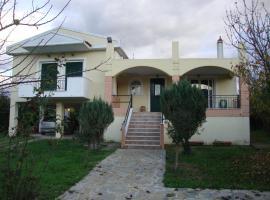 Villa Panos, Спарта (рядом с городом Faris)