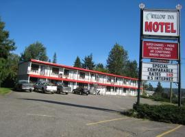 Willow Inn Motel, Quesnel