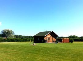 Kuuseoksa Holiday Home, Viru-Nigula (Linnuse yakınında)