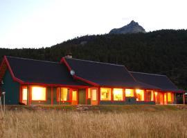 La Pilarica Lodge, Cholila (La Bolsa yakınında)