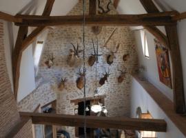 La Chambre De La Basilique, Neuvy-Saint-Sépulchre