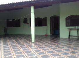 Casa Jureia Iguape SP, Pôrto do Prelado (Ilha dos Papagaios yakınında)