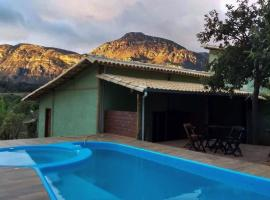 Pousada Lapralapa, Santana do Riacho (Santana de Pirapama yakınında)