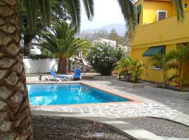 Apartamentos Villa María