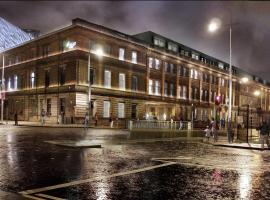 Titanic Hotel Belfast