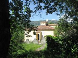 Villa La Chiusa, Futani (Cuccaro Vetere yakınında)