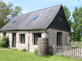 Jolie Grange, Larchamp