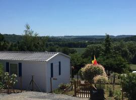 Camping Le pommier rustique, Yvoir (Maillen yakınında)