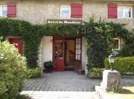 La Ferme de Mondésir, Guillerval (рядом с городом Этамп)
