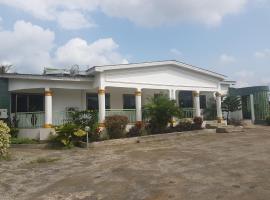 Time Bell Hotel, Sokode Etoe (рядом с городом Wusuta Dzigbe)