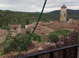 Cal Estevet, Arboli (Alforja yakınında)