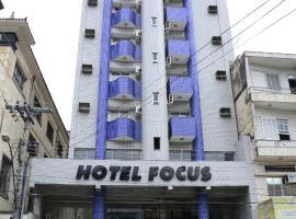 Focus Hotel, Ponte Nova (Guaraciaba yakınında)