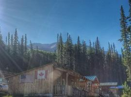 Red Goat Lodge, Iskut
