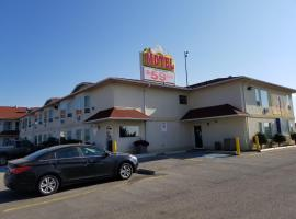 Western Budget Motel #1 Red Deer