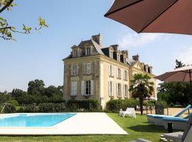 Château La Mothaye, Brion