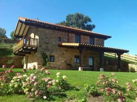Casa Rural Laura, Арронте (рядом с городом Матьенсо)