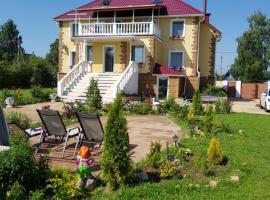Chigirinskoe predmestie, Chechevichi (Galeyevka yakınında)