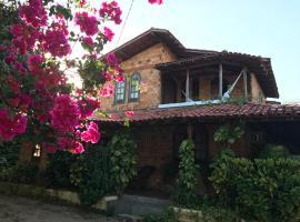 Pousada Santa Bárbara, Maruda