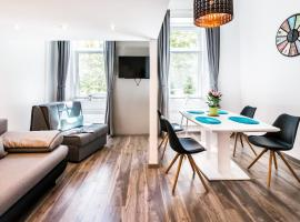 BpR Szondi Cozy Apartment