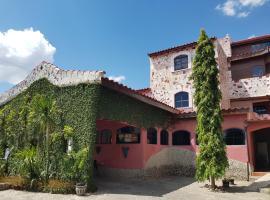 Hotel La Hasienda, Kupang (рядом с городом Oesapa-besar)