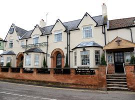 Unicorn Hotel by Marston's Inns, Lowdham (рядом с городом Shelford)