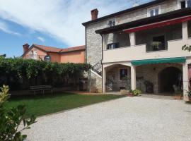 Villa Kortina, Bašanija