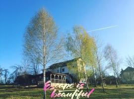 Pensiunea Gradina Mare, Bughea de Jos