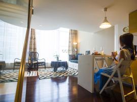 CC Home Apartment, Ningbo (Fuming yakınında)