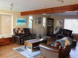 Sunshine House Bed and Breakfast, Seward (in de buurt van Fox Island)