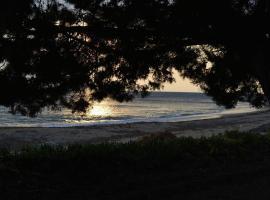 Right next to the sea, Ligia (рядом с городом Врачос)