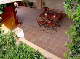 Casa Miret, Vallverd de Queralt (рядом с городом Sarreal)
