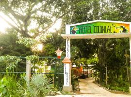 Hotel Colonial Minca, Minca (La Victoria yakınında)