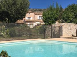 Villa provencale standing, Peille