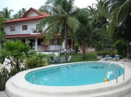 Las Flores Beachside Hotel, Catmon (Nær Danao City)