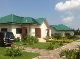 Lifestyle Holiday Homes, Pokuase (рядом с городом Kwabenya)