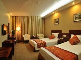 Jinghu holiday hotel, Ma'anshan (Tongjing yakınında)