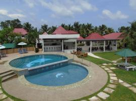 Phaidon Beach Resort, Pandan