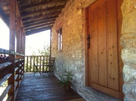 Casa do Solpor, La Teijeira (Cristosende yakınında)