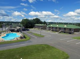 Daigle's Motel, Saint Leonard (Grand Falls yakınında)