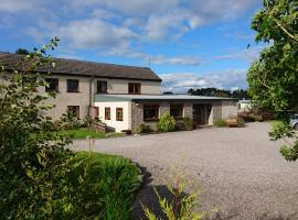 Edderton Lodge, Тейн (рядом с городом Edderton)