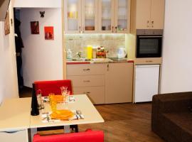 Nikola's Apartment