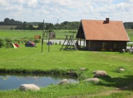 Krustceles, Baltinava (Near Balvi Municipality)