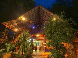 Tico Adventure Lodge, Sámara